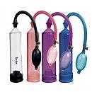 Вакуумная помпа для мужчин Pressure Pleasure Pump, 20 х 5,5 см