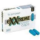 Капсулы для потенции «Hot Exxtreme Power Caps», 2 шт