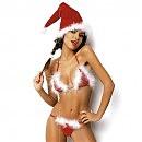 Новогодний костюм Obsessive «Santas helper set»