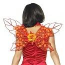 Крылья Fire Fairy Wings O/S ORANGE