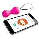 Вагинальные шарики Gballs 2 App (приложение на смартфон, 1 год гарантии)