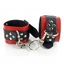 Кожаные наручники Cuffs HC-3