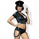 Игровой костюм полицейской Police set Obsessive, S/M