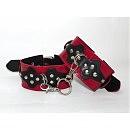 Кожаные фиксаторы для ног от Scappa LС-11