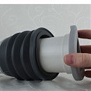 Смягчающая площадка с длинной вставкой для гидропомпы Hydromax X40