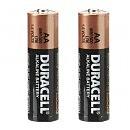 Батарейки duracellAA, 2 шт