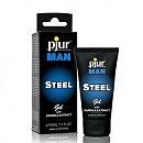 Гель для интенсивного массажа pjur MAN Steel Gel, 50 мл