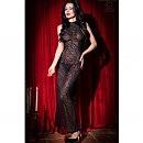 Эротичное длинное кружевное платье Chilirose, S, M