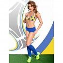 Сексуальный костюм футболистки «Victoria»