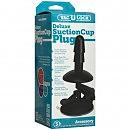 Крепление для душа Doc Johnson Vac-U-Lock — Deluxe Suction Cup Plug
