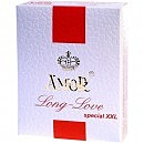 Amor Long Love, nawilzane, XXL, 3 шт