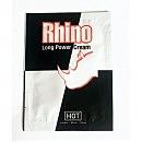 Крем пролонгатор для мужчин Hot Rhino, 3 мл