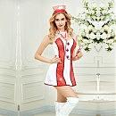 Эротический костюм медсестры «Соблазнительная Адриана», S/M