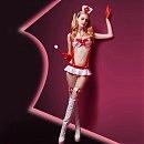 Эротический костюм медсестры «Шаловливая Ева», S/M