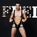 Мужской эротический костюм «Откровенный Фред»