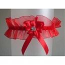Подвязка невесты Julimex, красный