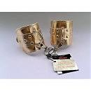 Кожаные наручники, фиксаторы для рук Scappa