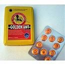 Возбуждающие капсулы для мужчин Golden Ant, скидка на упаковку 10%
