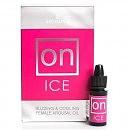 Возбуждающее масло Sensuva ON Arousal Oil for Her Ice