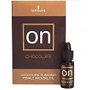 Возбуждающе масло Sensuva ON Arousal Oil for Her Chocolate, 5 мл