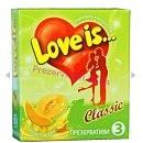 Латексные насадки на член Love Is Classic