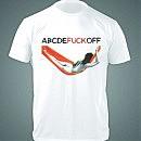 Футболка с феромонами ABCDfuckoff от Анастасии Бас