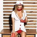 Эротический костюм «Любимая медсестра»