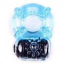 Эрекционное кольцо c вибропулей Brazzers RС011F, 2 см