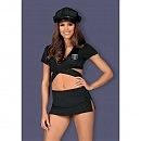 Сексуальный костюм полицейской Police Obsessive