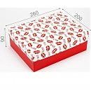 Коробка подарочная  «Поцелуй» М0011-о7
