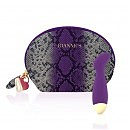 Вибратор для точки G Rianne S: Boa Mini Purple + косметичка-чехол
