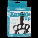 Кастет Doc Johnson с креплением Vac-U-Lock — Knuckle Up