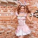 Соблазнительный игровой костюм Bunny Girl, S/M