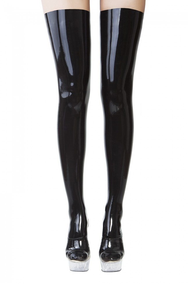 Чулки из латекса Latex Stockings