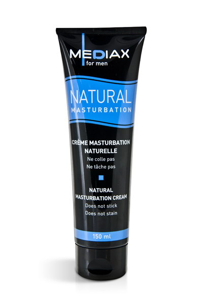 MEDIAX FOR MEN NATURAL MASTURBATION